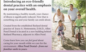 Advertising | Allen Pond Dental