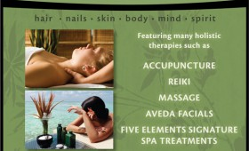 Advertising | Five Elements Salon & Day Spa