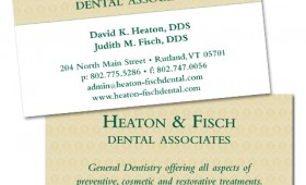 Identity | Heaton-Fisch Dental