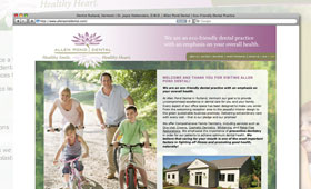 Websites | Allen Pond Dental
