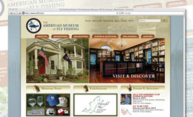 Websites | American Museum of Fly Fishing