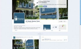 Social Media | At Home Senior Care