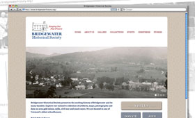 Websites | Bridgewater Historical Society