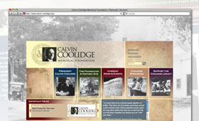 Websites | Calvin Coolidge Memorial Foundation