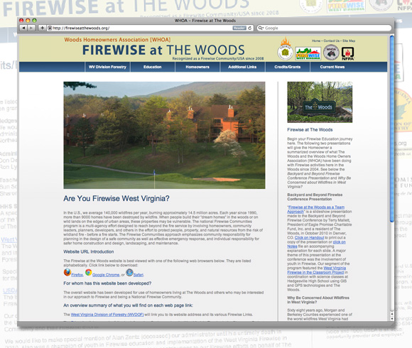 firewise_web