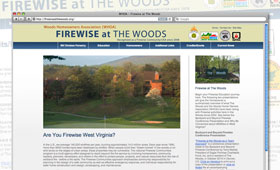 Websites | Firewise at the Woods