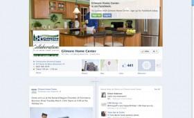 Social Media | Gilmore Home Center