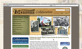 Websites | Gilmore Home Center