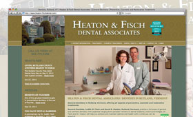 Websites | Heaton-Fisch Dental