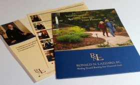 Brochure | Ronald N. Lazzaro, P.C.