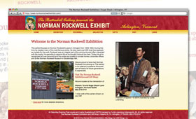 Websites | Norman Rockwell Exhibit