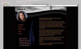 Websites | Paula Santonocito