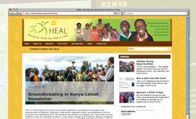 Websites | HEAL Raising Our World