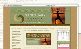 Websites | Sanctuary Medicine