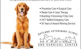 Advertising | Rutland Veterinary Clinic