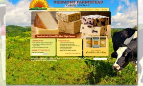Websites | Vermont Farmstead Cheese Company
