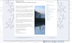 Websites | Vermont Health & Wellness Directory