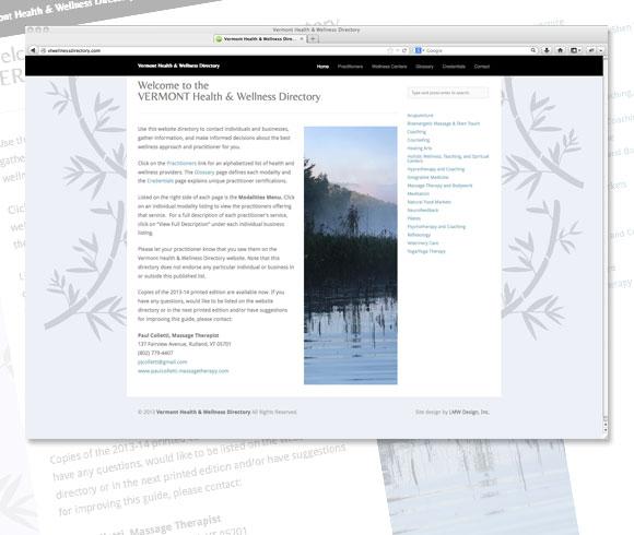 VHWD Directory