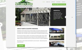 Websites | North Country Awnings