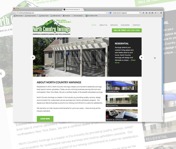 North Country Awnings