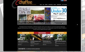 Websites | Chaffee Art Center