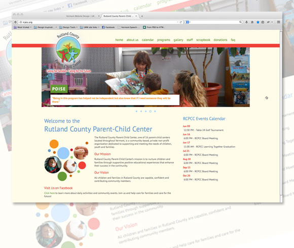 Rutland County Parent Child Center