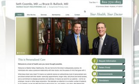 Websites | Seth Coombs, MD