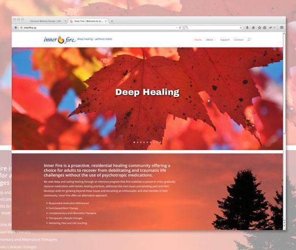 Inner Fire Website