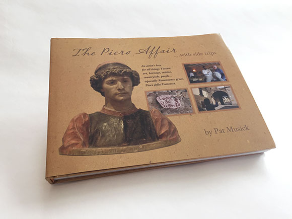 Piero affair Book cover