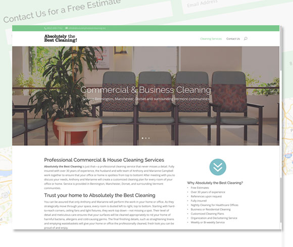 house cleaning websites