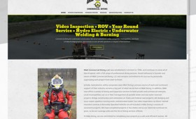 Websites | M&K Commercial Diving