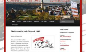 Websites | Cornell University Class of 1962
