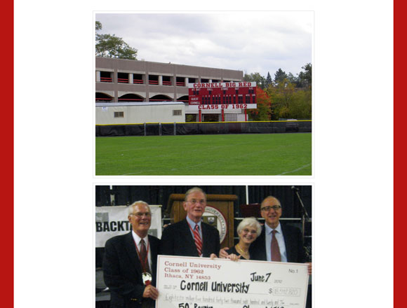 Cornell Class of 62 Legacy Page