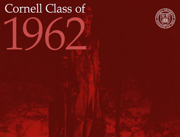 Cornell Class of 62 Reunion Book Cover
