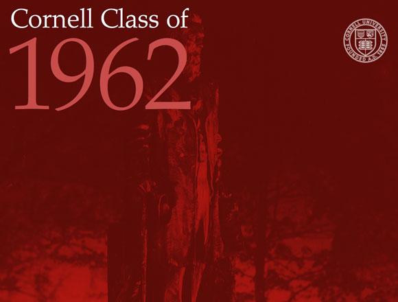 Cornell Class of 62 Reunion Book Cover