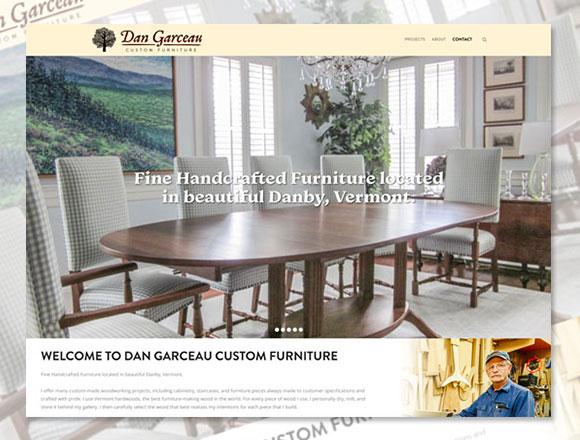 Dan Garceau Homepage